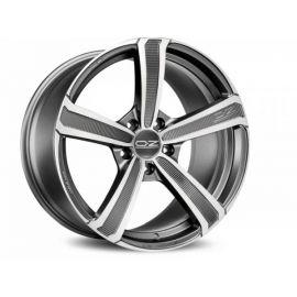 OZ MONTECARLO HLT MATT DARK GRAPHITE POLIERT Wheel 11x20 - 2 - 10847