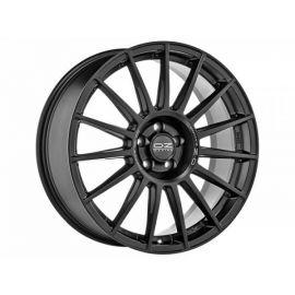OZ SUPERTURISMO DAKAR MATT BLACK+SILVER LETTERING Wheel 10,5 - 11120