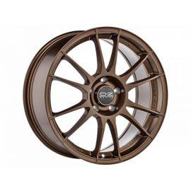 OZ ULTRALEGGERA MATT BRONZE Wheel 7x17 - 17 inch 4x100 bold - 9923