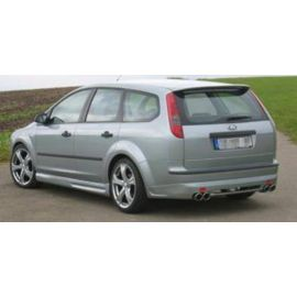 Stoffler Exhaust system Ford Focus 2