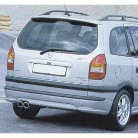 Rear apron Opel Zafira