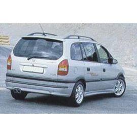 Side skirts Opel Zafira