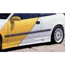 JMS side skirt set Racelook Opel Calibra