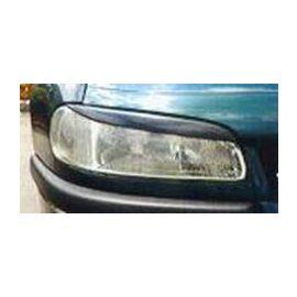 headlight eyebrows to stick Opel Omega B