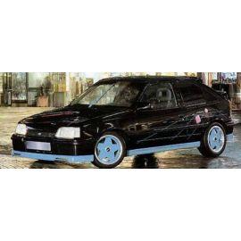 JMS round fenders set Opel Kadett E
