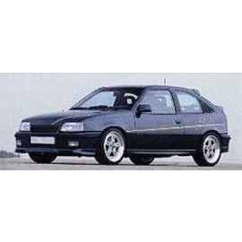 JMS side skirt set Opel Kadett E