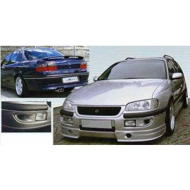 JMS front lip spoiler Racelook Opel Omega B