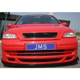 JMS front lip spoiler Racelook Coupe-Style Opel Astra G Flh./Car.