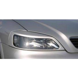 Headeyelightbrows Opel Astra G Flh./Car.