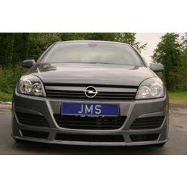 Opel Astra H JMS front lip spoiler Racelook incl. Caravan