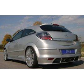 Opel Astra GTC JMS rear apron Racelook GTC