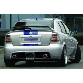 JMS rear bumper Racelook Astra G CC Opel Astra G Flh./Car.
