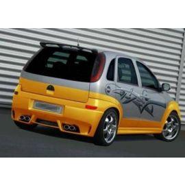 JMS rear apron Racelook Opel Corsa C