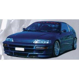 Front lip spoiler JMS Honda Civic bis 2001