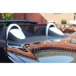 JMS wind deflector for Alfa Romeo Spider 939
