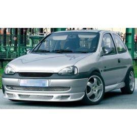 front lip spoiler type E Opel Corsa B