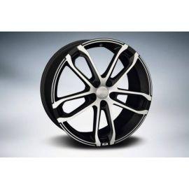 ABT CR diamond matt black Wheel 9x20 - 20 inch 5x120 bold circle - 376