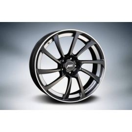 ABT DR gun metal Wheel 8.5x18 - 18 inch 5x112 bold circle - 29