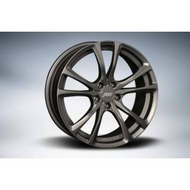 ABT ER-C gun metal Wheel 8.5x18 - 18 inch 5x112 bold circle - 25