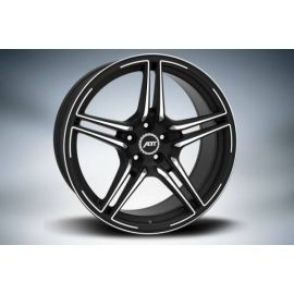 ABT FR mystic black Wheel 9.5x21 - 21 inch 5x112 bold circle - 413