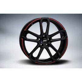 ABT CR black/red Wheel 8.5x19 - 19 inch 5x112 bold circle - 173
