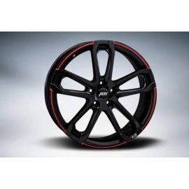 ABT CR black/red Wheel 9x20 - 20 inch 5x112 bold circle - 350
