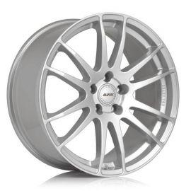 Alutec Monstr polar silver Wheel - 7 5x18 - 4x108