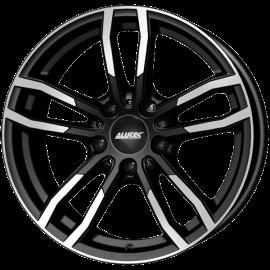 Alutec Drive diamond black Wheel - 7,5x17 - 5x120 - 1403