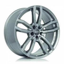 Alutec DriveX metal-grey frontpoliert Wheel - 9,5x21 - 5x108 - 1658