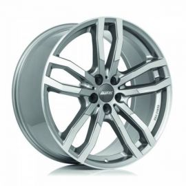 Alutec DriveX metal-grey Wheel - 9,5x21 - 5x108 - 1660