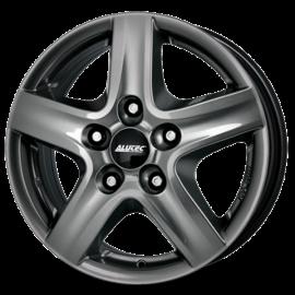 Alutec Grip Transporter graphite Wheel - 6.5x16 - 5x118 - 1275