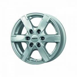 Alutec Titan diamant-schwarz frontpoliert Wheel - 7,5x17 - 6 - 1412
