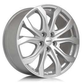 Alutec W10X polar silver Wheel - 8 0x18 - 5x114 3