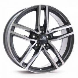 Alutec Ikenu metal-grey Wheel - 7,5x17 - 5x100 - 1308