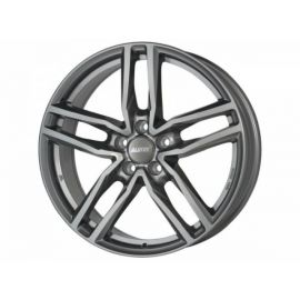 Alutec Ikenu graphite frontpolished Wheel - 6,5x16 - 5x105 - 1199
