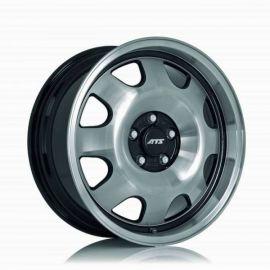 ATS Cup diamond black Wheel 7,0x15 - 15 inch 4x100 bolt circle - 1871
