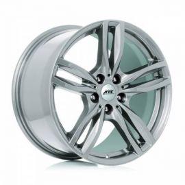 Alutec Grip graphite Wheel - 7 0x16 - 5x110