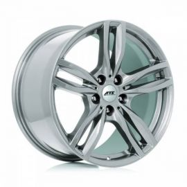 ATS Evolution polar-silber Wheel 9 x 19 - 19 inch 5x120 bolt circle - 2184