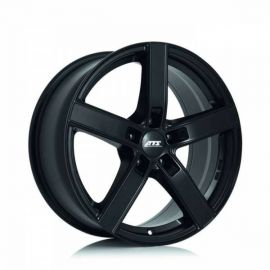 ATS Emotion racing black Wheel 8 0x18 - 18 inch 5x108 bolt circle