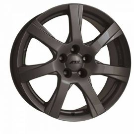 ATS Twister Dark Grey Wheel 7.5x17 - 17 inch 5x108 bolt circle