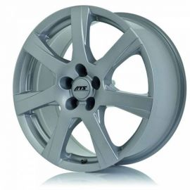 ATS Twister polar silver Wheel 8x18 - 18 inch 5x108 bolt circle