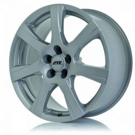 ATS Twister polar silver Wheel 8x18 - 18 inch 5x108 bolt circle - 2086