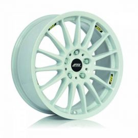 ATS Streetrallye rally white Wheel 7x17 - 17 inch 4x98 bolt circle - 2001