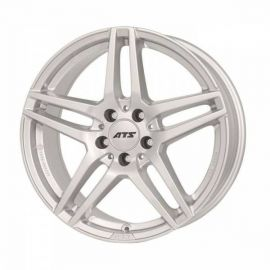 ATS Mizar polar silver Wheel 6.5x16 - 16 inch 5x112 bolt circle - 1975