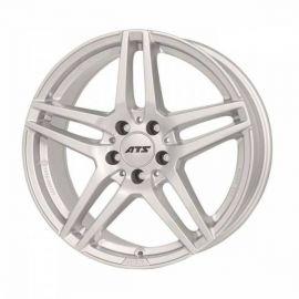 ATS Mizar polar silver Wheel 8.5x18 - 18 inch 5x112 bolt circle - 2105