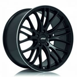 ATS Perfektion racing black Wheel 8x17 - 17 inch 5x108 bolt circle - 2023