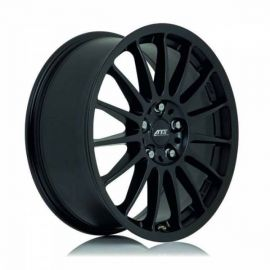 ATS Streetrallye racing black Wheel 7x17 - 17 inch 4x98 bolt circle - 2000