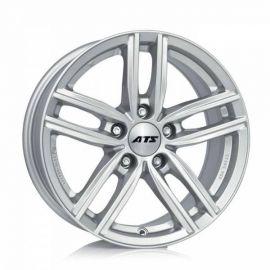 ATS Antares polar silver Wheel 6x15 - 15 inch 5x100 bolt circle