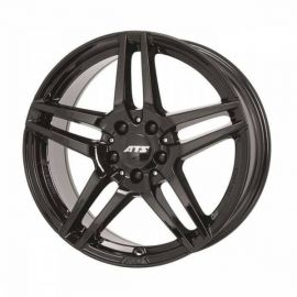 ATS Mizar diamond black Wheel 6.5x16 - 16 inch 5x112 bolt circle - 1974