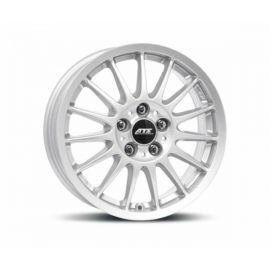 ATS Streetrallye polar-silver Wheel 6,0 x 15 - 15 inch 5x100 bolt circle - 1883